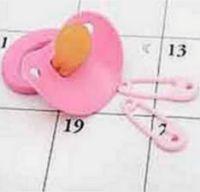 kalendarz dni płodnych i niepłodnych wykres