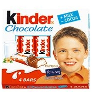 kinder czekolada